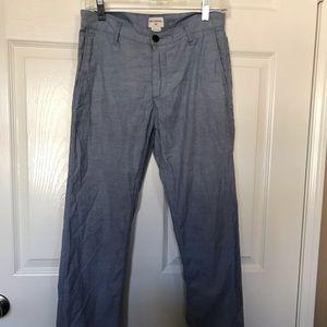 Light blue Dockers jeans